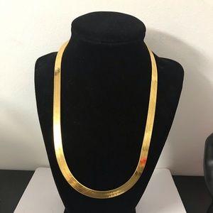 24K GF Sterling Silver Necklace